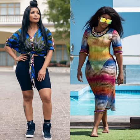 As cantoras LIzha James e Neyma foram as mais destacadas pelos internautas como sendo as mulheres mais sexy de Moçambique,